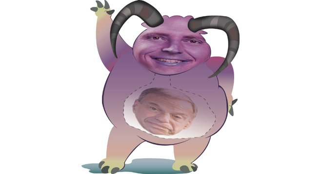 An icPurple-backed Fletcher feasts on former foe Filner's fall from fortune.