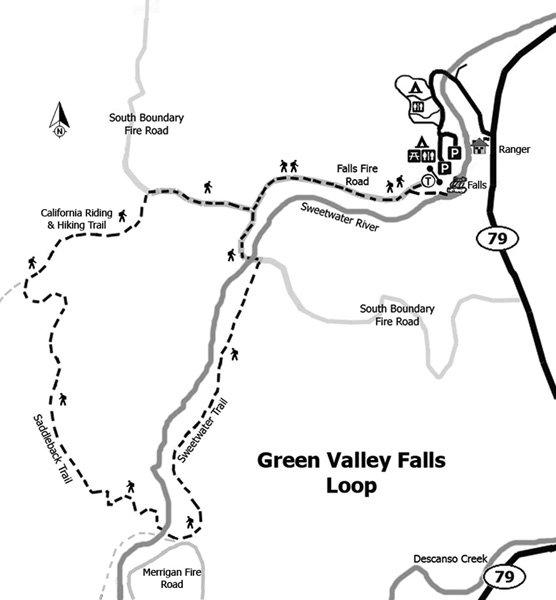 Green Valley Falls Loop San Diego Reader