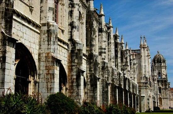 Lisbon's Jerónimos Monastery.