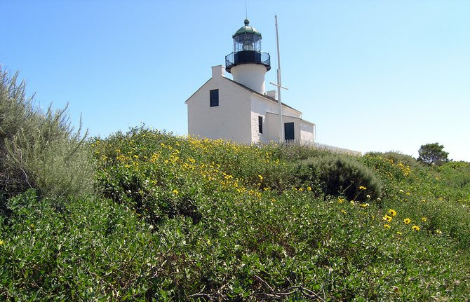 Cabrillo National Monument- A Perfect Day