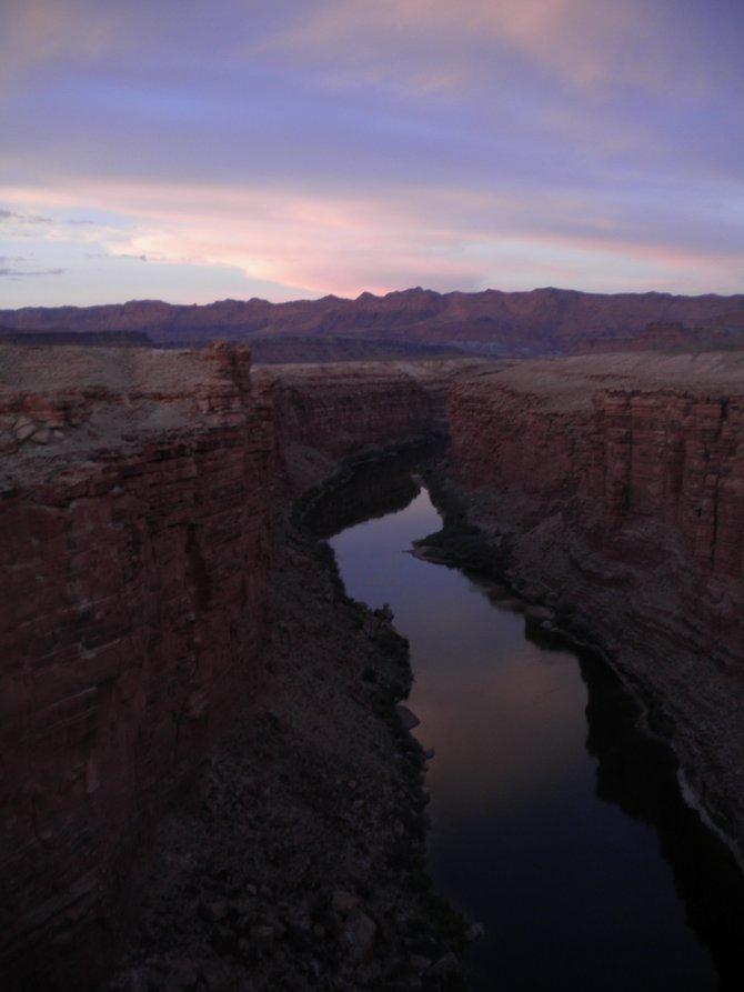 Marble Canyon, AZ/UT