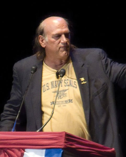 Jesse Ventura disputes the claim that he got his ass kicked at McP's back in 2006.