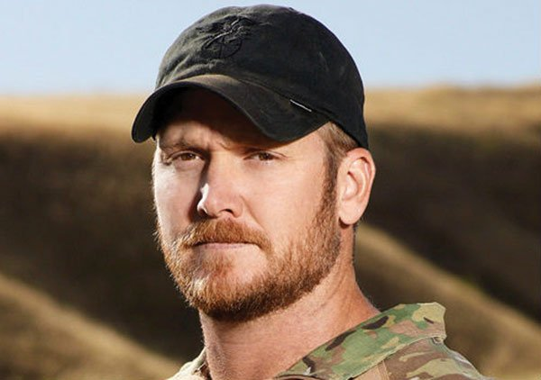 The late Chris Kyle, author of American Sniper, had 160 confirmed kills and one unconfirmed decking of Jesse Ventura.