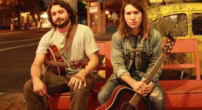 Austin Smith and Mike Tegio
