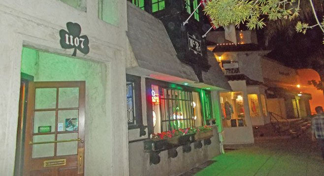 Coronado's McP's Irish Pub & Grill has long been a hangout for former and current SEALs.