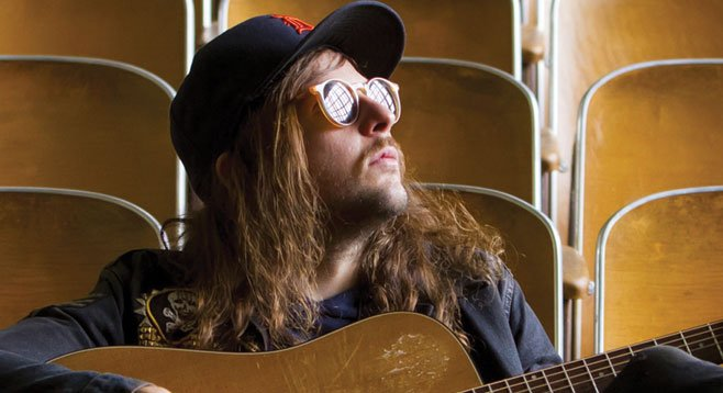 Psych-pop ruler King Tuff will grace the stage at Soda Bar Tuesday night.