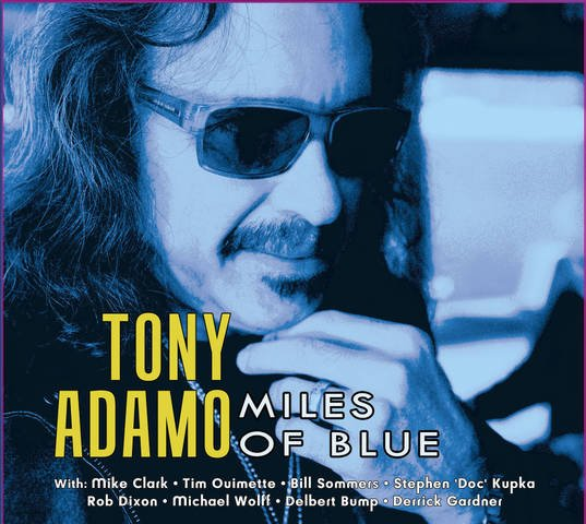 Tony Adamo is a RANDOM ACT RECORDS RECORDING ARTIST