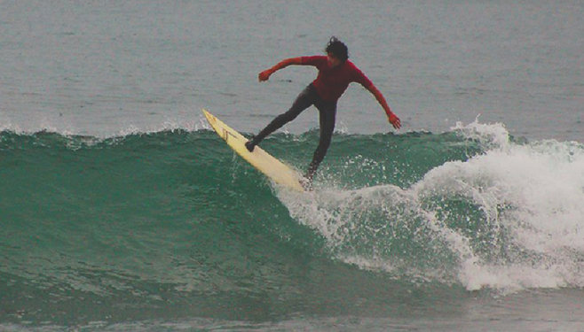 Vicente Aldaz Corona (photo courtesy of Surfviviendo)