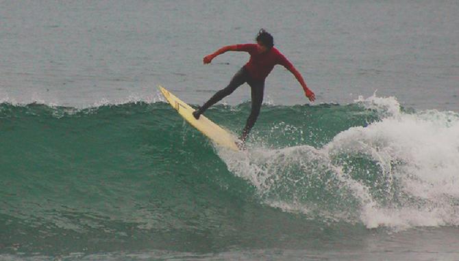 Vicente Aldaz Corona (photo courtesy of Surfviviendo)