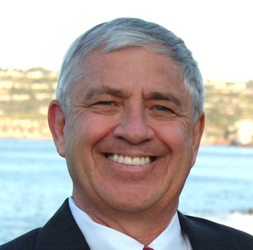 Recall leader Michael Pallamary