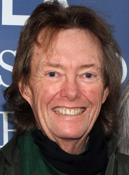 The late David Copley