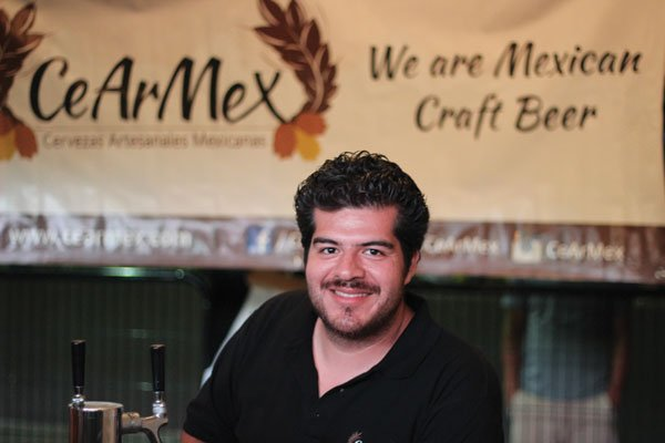 Fred Sanchez of CeArMex is helping Baja beers cross north to your neighborhood tap.