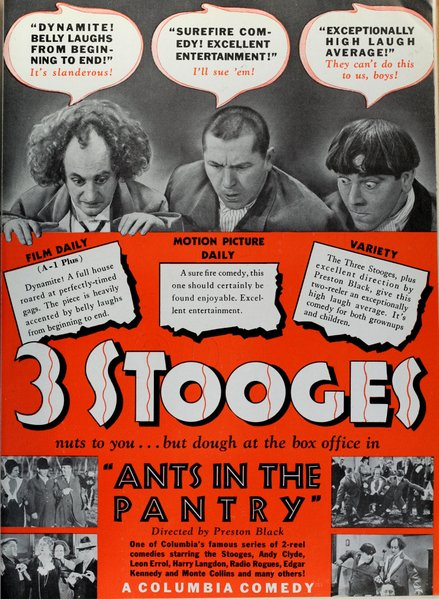 FILM DAILY, 1936.