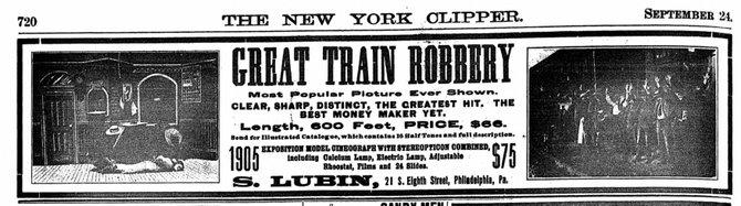 THE NEW YORK CLIPPER, September 25, 1905.