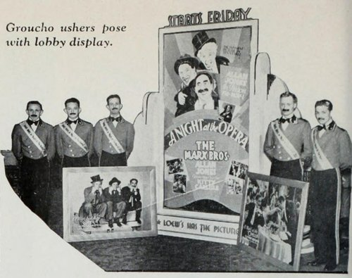FILM DAILY, 1935.