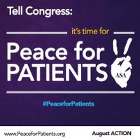 Over One Million Strong! Are You One? peaceforpatients.org