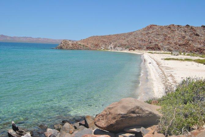 Bahía Concepción, Baja California Sur.