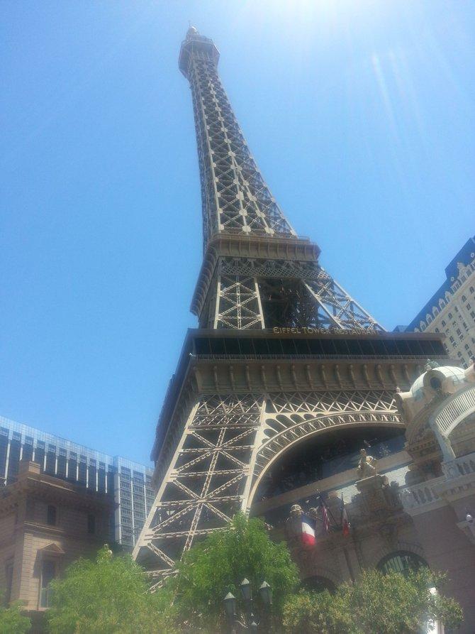Paris in Las Vegas, Nevada