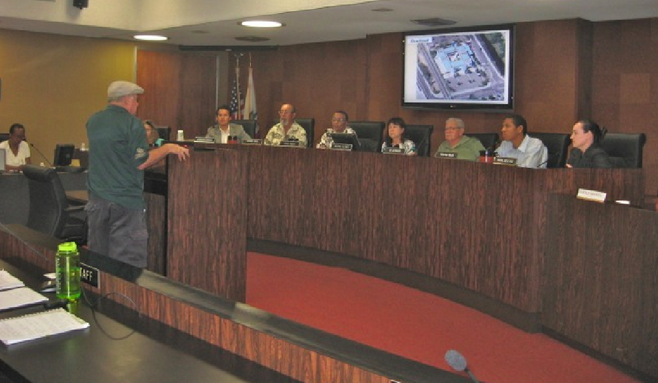 National City Planning Commission
