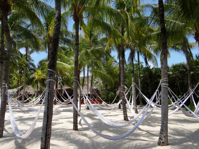 Hammocks - Riviera Maya