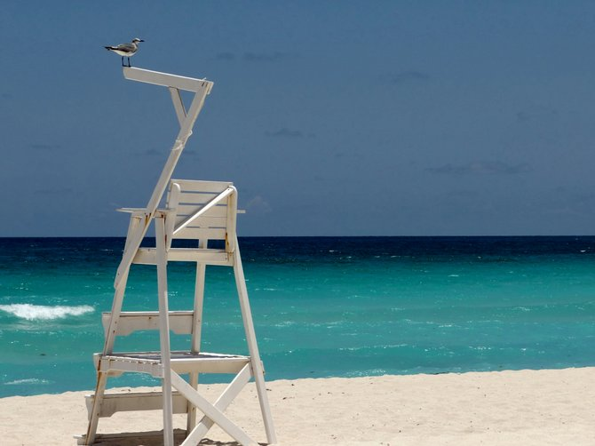 Warm waters - Riviera Maya