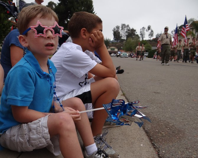 Scripps Ranch  - 4th of July Parade