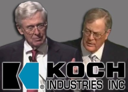 Conservative Koch brothers may be aiming for new California clout by way of San Diego
