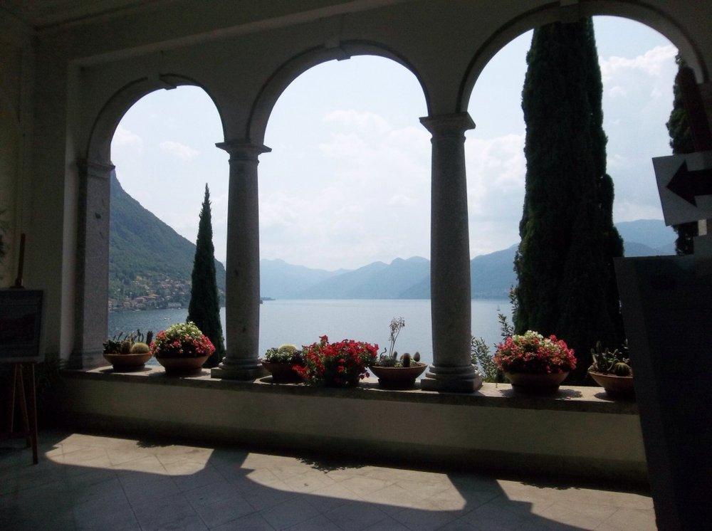 Villa Monastero.
