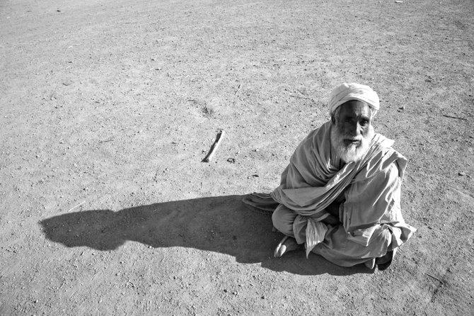 One of the elders - Nowzad Afghanistan