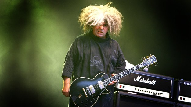 Super sludgy Melvins play Casbah's Anti-Monday meet this week.