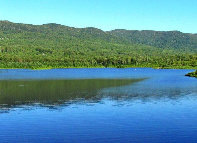 Blueberry Lake.