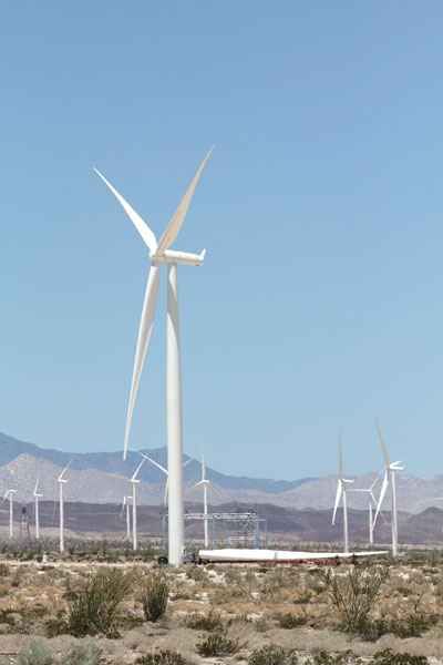 San Diego's backcountry fights wind turbines | San Diego Reader
