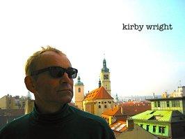 Kirby Wright in Praque, Czech Republic