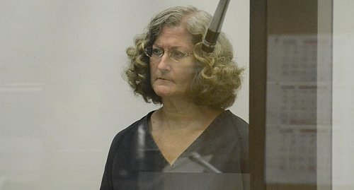 Mary Rose Bodek admitted stealing. Photo Weatherston.