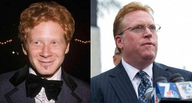 Donny Most as Cory Briggs.