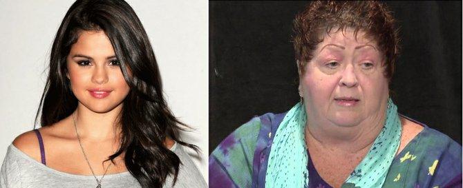 Selena Gomez as Peggy Shannon.