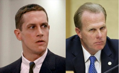 Douglas Neidermeyer as Kevin Faulconer.