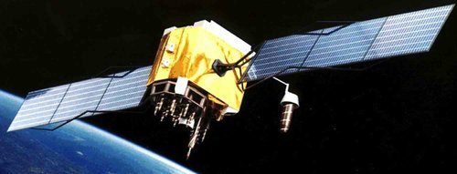 GPS satellite watching over San Diego county public employees
