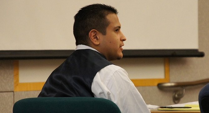 Atty for Ruben Cepeda said the shooting was accidental. Photo Eva.