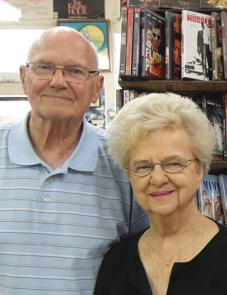 Rich and Winnie's one-time tchotchke shop is now a movie-lover's paradise.