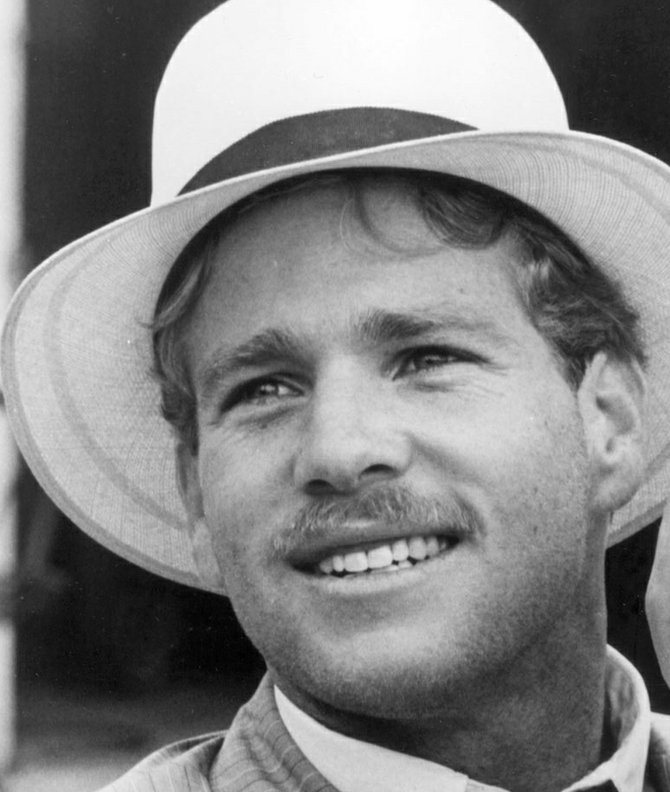 """Ryan O'Neal as 'Moses Pray' in """"Paper Moon."""""""