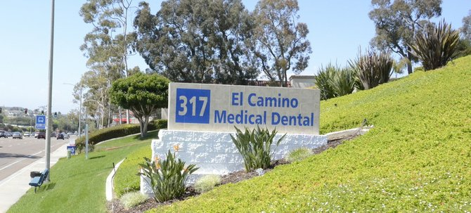 Dr. Edward n Mary Rose Bodek had dental offices in Encinitas California. Photo Weatherston.