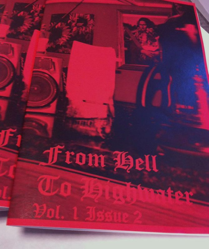 Cover to From Hell to High Water