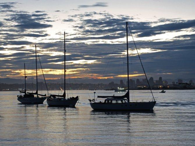 Shelter Island sunrise