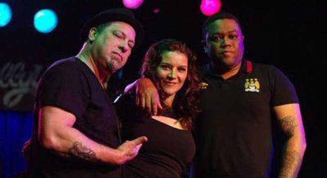 """BMIII's Black Roses hooks up blues roots and """"the stories of today."""""""