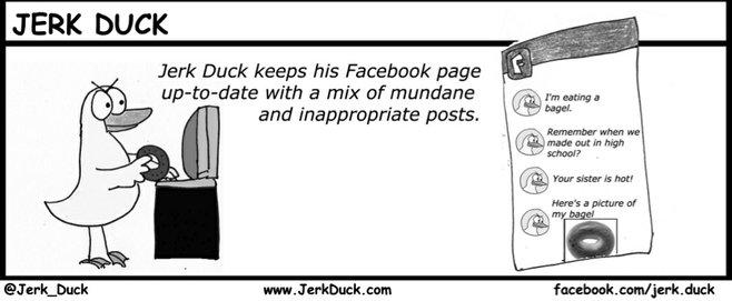 Jerk Duck photo