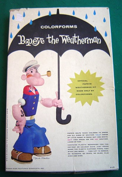 """""""The radical left is the best, I'm fightin' for the SDS, I'm Popeye the Weatherman! Toot! Toot!"""""""