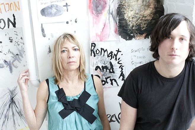 Kim Gordon will give at talk at this year's San Diego Music Thing, and then her noise-guitar duo Body/Head hits the Casbah stage.