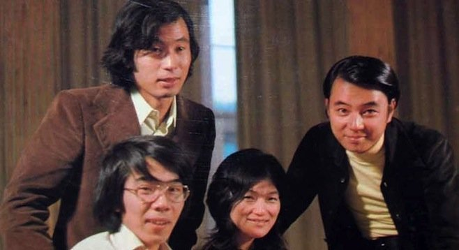 From one of the Tokyo String Quartet'ss first two recordings from 1974.