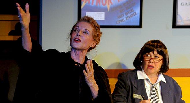 Jill Drexler & Dana Hooley